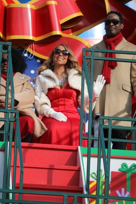 Macy's Thanksgiving Day Parade: Mariah Carey