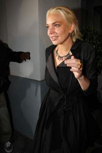 Lindsay Lohan: I should have starred