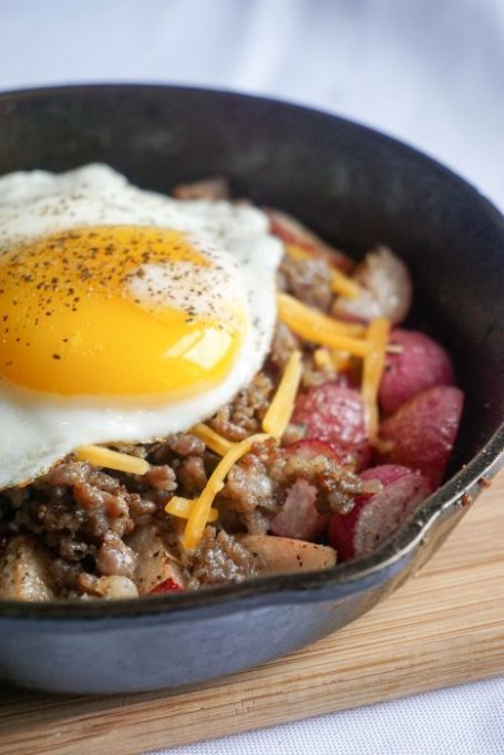 Low-Carb Breakfast Bowl