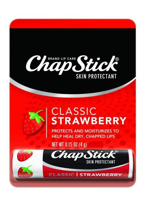 Chapstick Classic in Strawberry