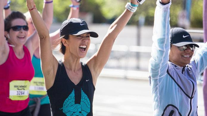 How running boosted my self-confidence