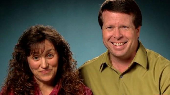 Jim Bob and Michelle Duggar are