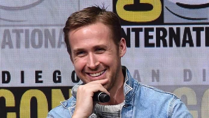 Ryan Gosling's Daughter's First NYC Trip