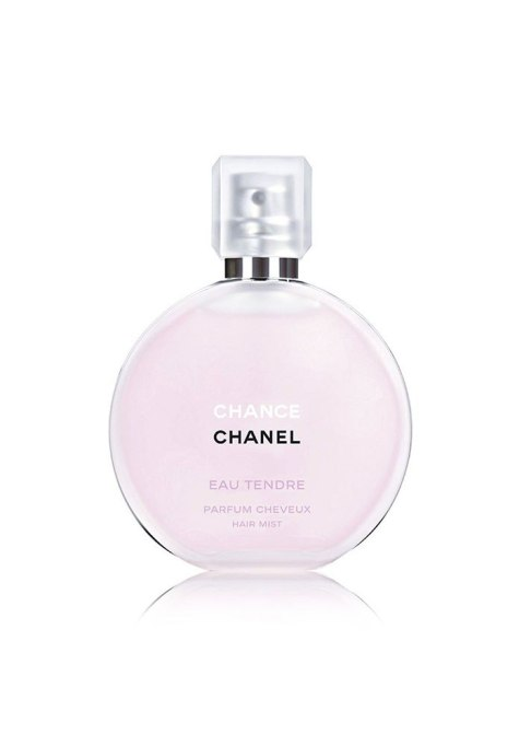 Pointers for Flawless Hair Post-Workout | Chanel Chance Eau Tendre Hair Mist