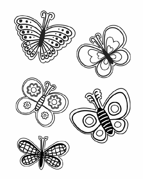 29 Springtime Coloring Sheets – SheKnows