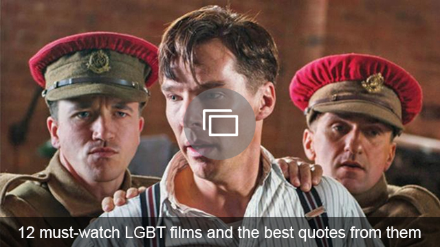 LGBT films slideshow