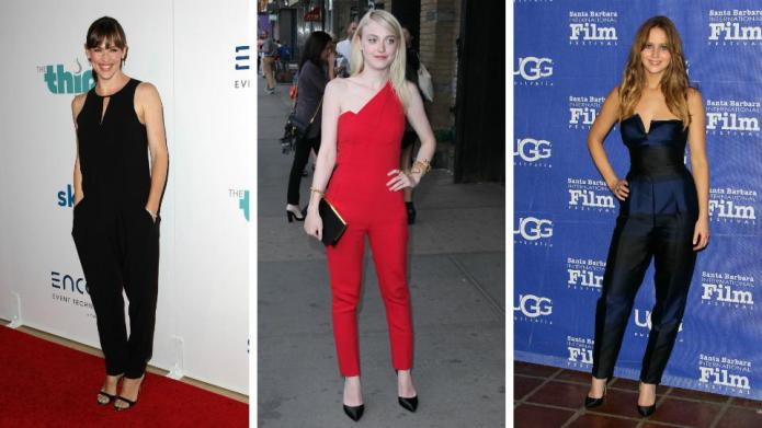 Trend alert: Chic jumpsuits replace the