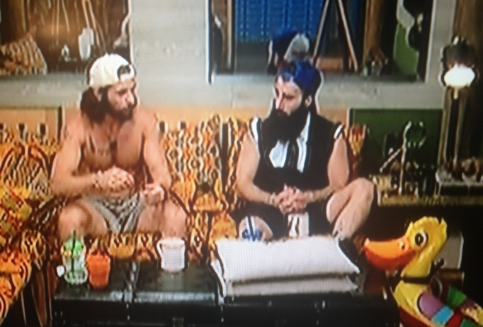 Paul and Victor Big Brother 18