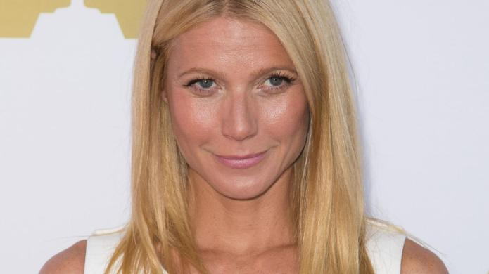 Gwyneth Paltrow tongue-tied at fundraiser over