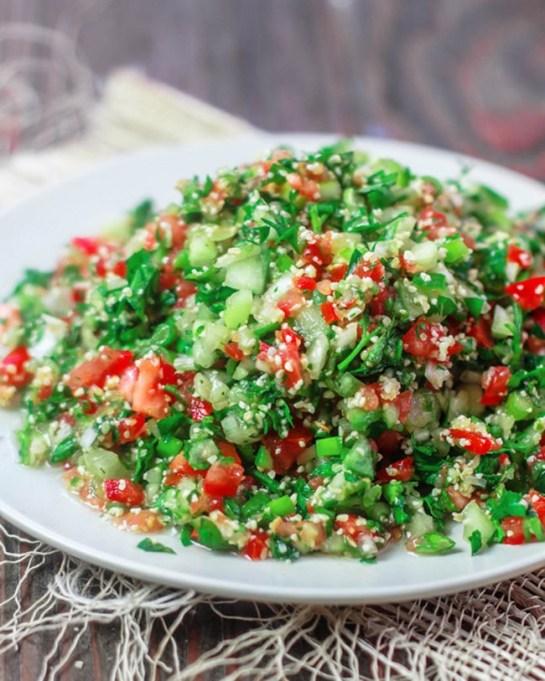 50 Easy Summer Salads: Tabouli Salad | Summer Eats