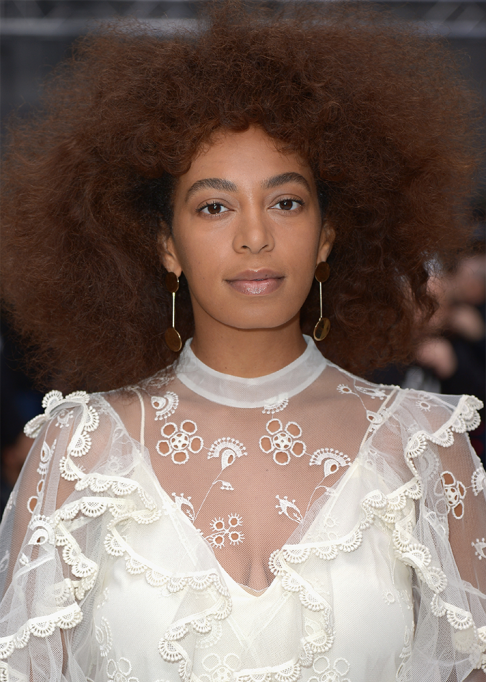 Most Iconic Hairstyles of All Time | Solange