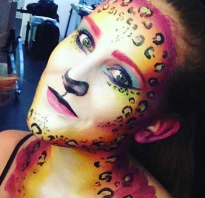 DIY Halloween Beauty Tips | Go Large, Then Small