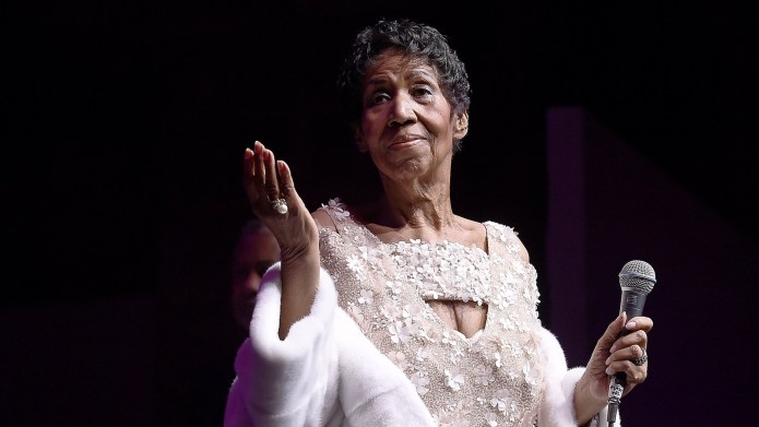 Aretha Franklin Gives Health Update Amid