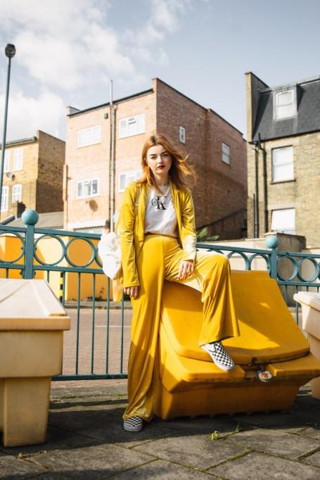 Modern Ways to Wear Blazers: Hannah Louise F | Fall Fashion 2017