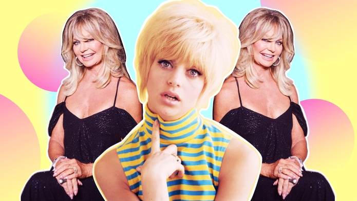 Goldie Hawn Through the Years