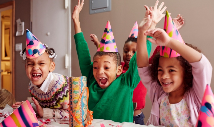 7 Educational birthday party themes your