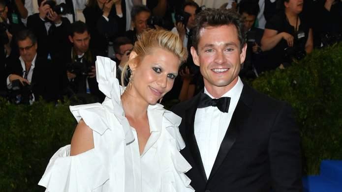 Claire Danes & Husband Hugh Dancy