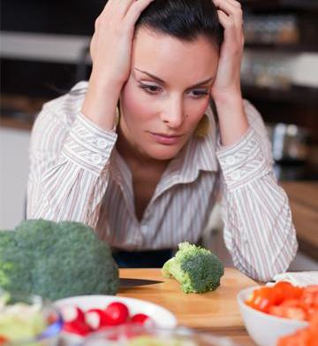 When fixating on healthy eating becomes