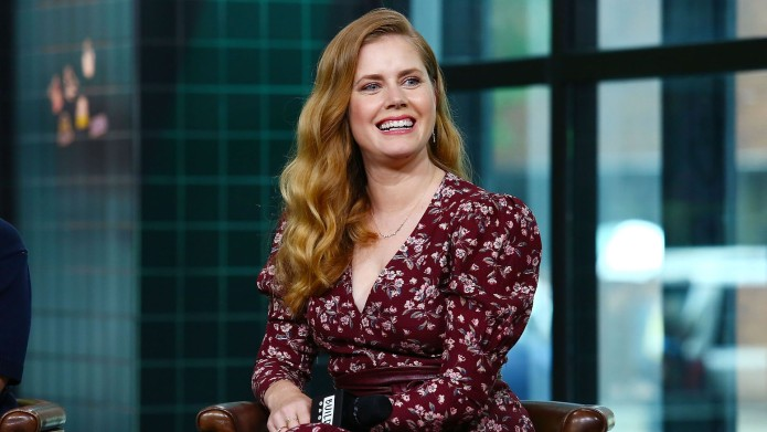 Amy Adams discusses the HBO TV