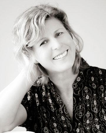 Author Liane Moriarty
