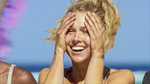 Libby Vincek on Survivor: Ghost Island