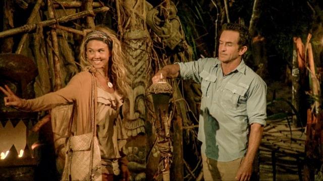 Libby Vincek voted off Survivor: Ghost Island