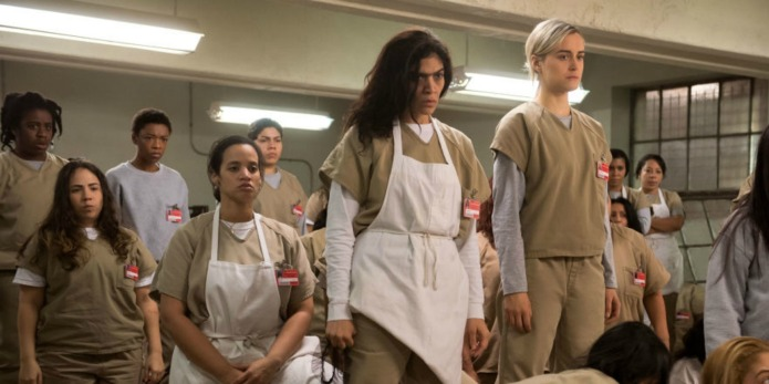 OITNB may have been avoiding conflict