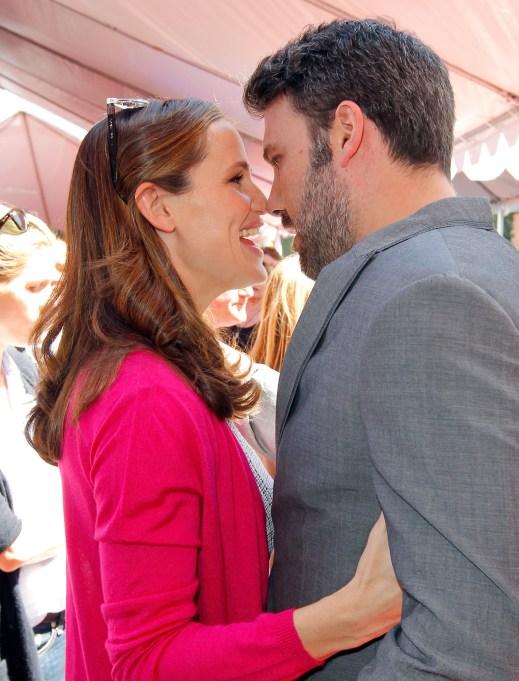 Jennifer Garner and Ben Affleck cutest photos