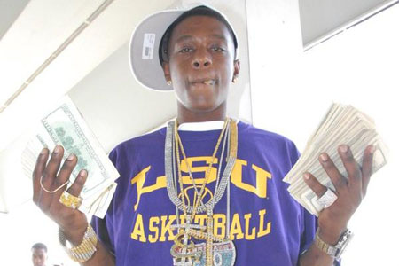 Lil Boosie charged with smuggling drugs into prison