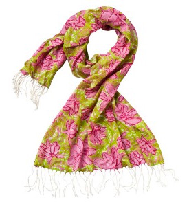 Lilly Pulitzer Awareness Scarf