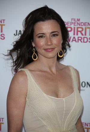 Linda Cardellini at the Independent Spirit Awards show