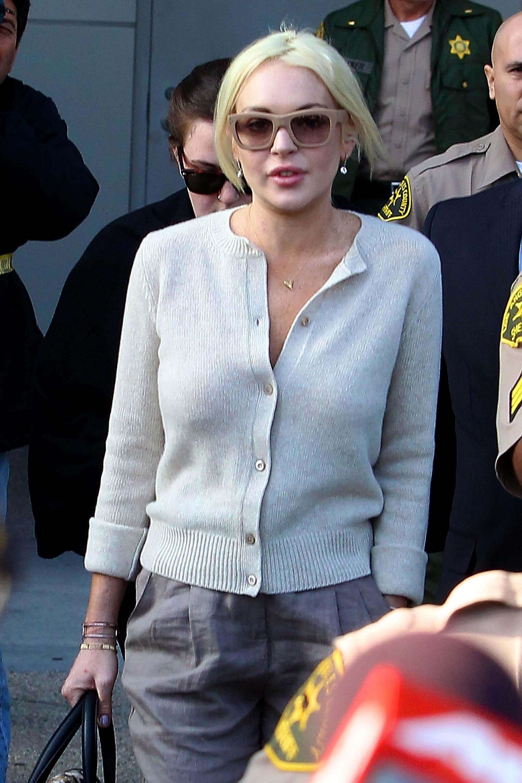 Lindsay Lohan Canada