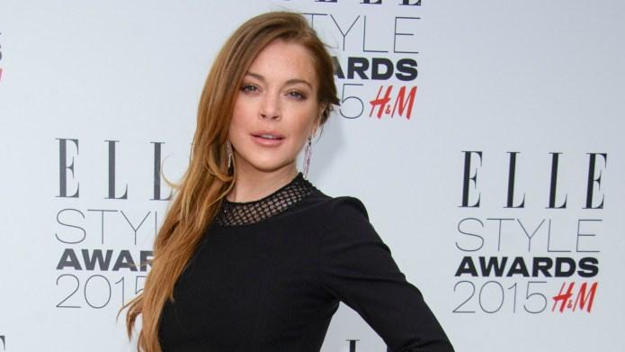 Real moms react to Lindsay Lohan