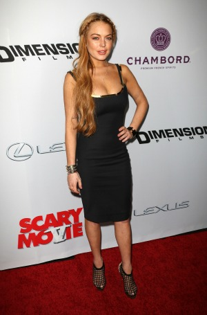 Lindsay Lohan is removing toxic friends