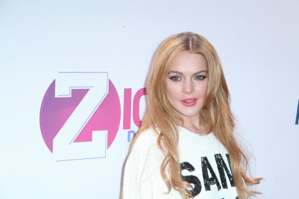 Lindsay Lohan making a musical career comeback