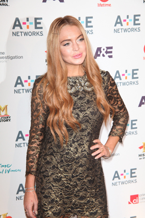 lindsay lohan new acting role