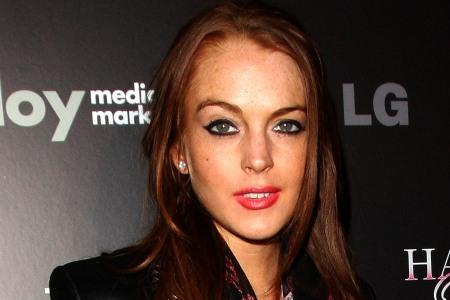 Lindsay Lohan may leave rehab today or tomorrow