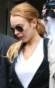 Lindsay Lohan PETA