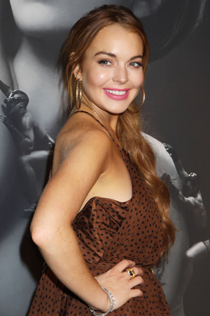Lindsay Lohan might be the victim in the car accident