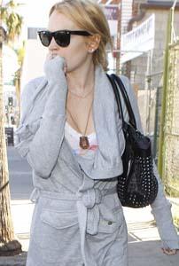 Lindsay Lohan still in big trouble