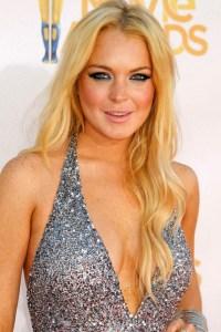 Lindsay Lohan busted