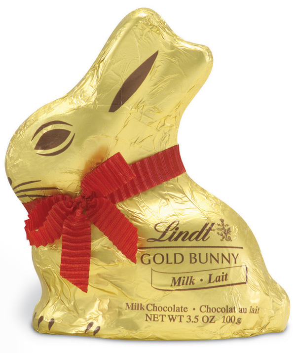 Lindt Bunny turns 60