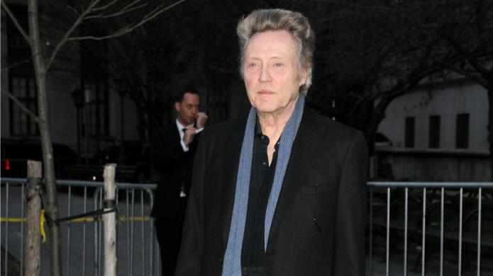 Is that you, Christopher Walken? Here's