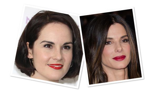 Red lipstick for Fair skin