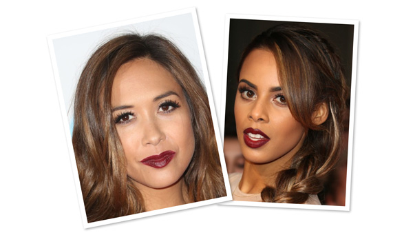 Red lipstick for Light brown skin