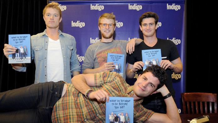 INTERVIEW: The Buried Life shares heartwarming