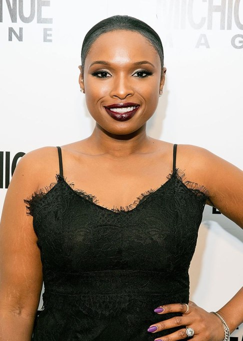 Jennifer Hudson Buzz Cut