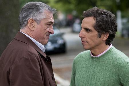Little Fockers stars Robert DeNiro and Ben Stiller