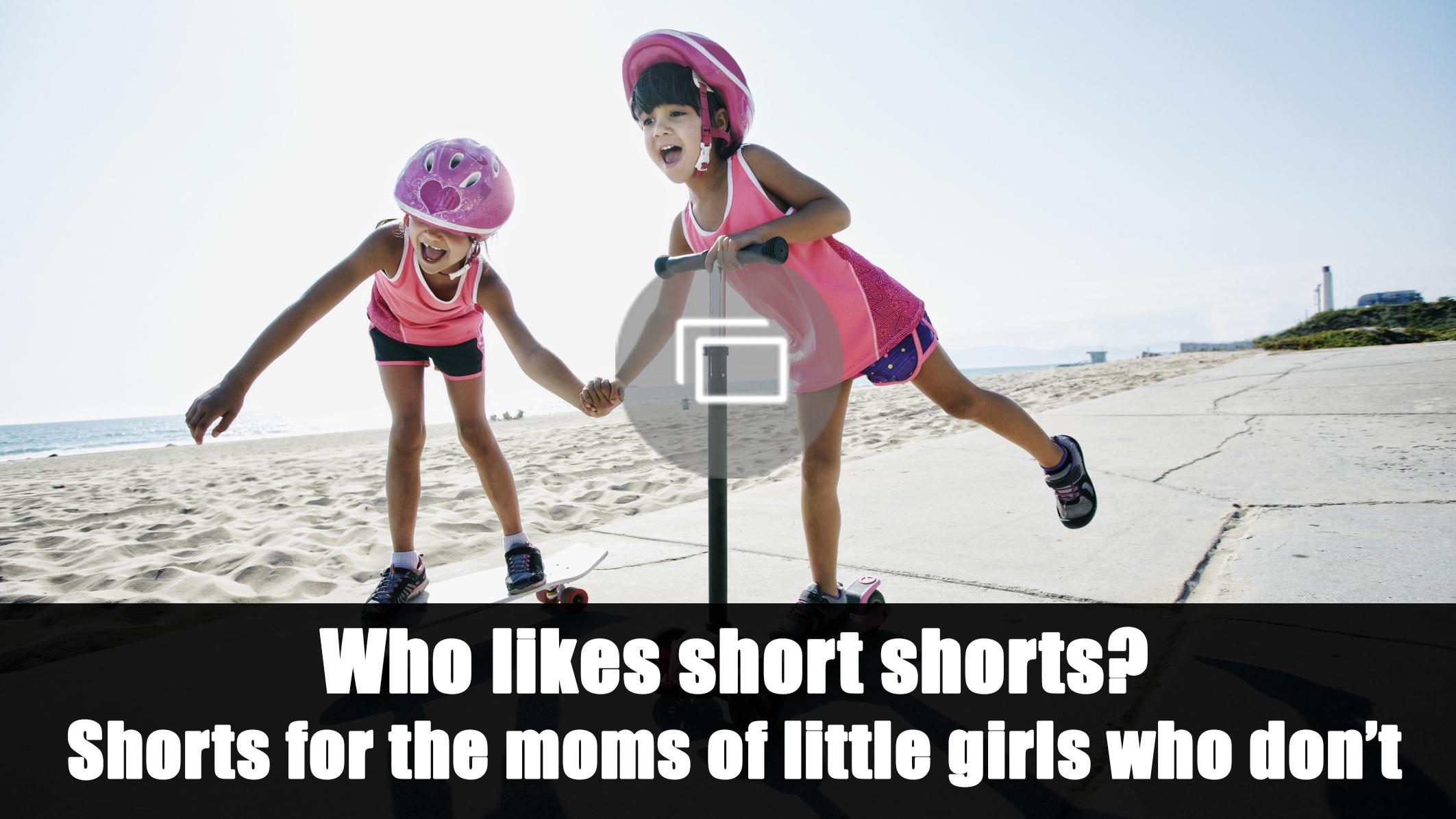 little girl shorts