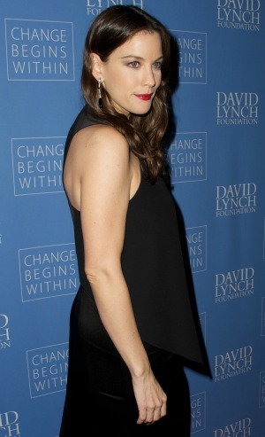 Liv Tyler credits her mother for upbringing